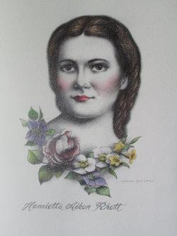 Henrietta <i>Aiken</i> Rhett
