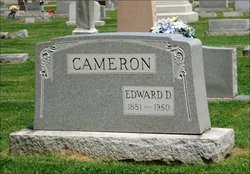 Edward D Cameron