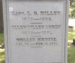 Ellen Ellen <i>Medill</i> Dilley Corey