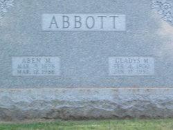 Gladys M. Abbott