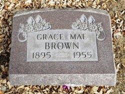 Grace Mae <i>Curtis</i> Brown