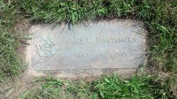 Cloy David Hartshorn
