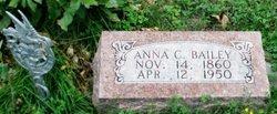 Anna C. <i>Howland</i> Bailey