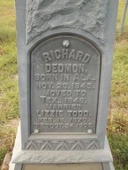 Richard Dedmon