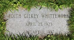 Edith B <i>Gilkey</i> Whittemore