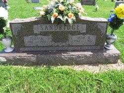Isaac Homer Bunt or Ike Sandridge