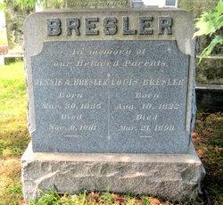 Jane Arinentha Jennie <i>Stoddard</i> Bresler