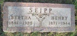 Bertha <i>Anderson</i> Seipp
