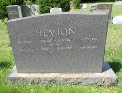 Dwight Arlington Hemion, Sr