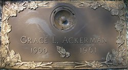Grace L. Ackerman