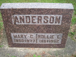 Rollie Leroy Anderson