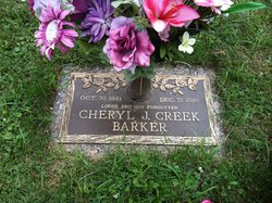Cheryl Jean <i>Creek</i> Barker