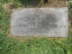 LCpl William Fenton Ditoro