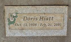 Doris Lillian <i>Adkins</i> Hiatt
