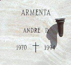 Andre D Armenta