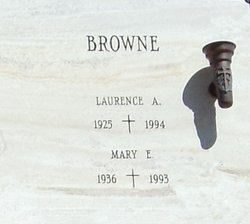 Laurence A Browne