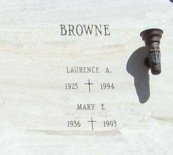 Mary E Browne