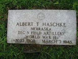 Albert T. Haschke