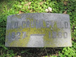 Dr William D Crumley
