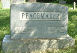 Calvin C Peacemaker