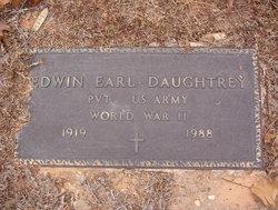 Edwin Earl Daughtrey