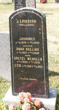 Anna Adelina Eriksson