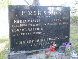Edvard Valfrid Eriksson