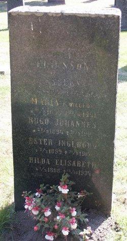 Hilda Elisabeth Eriksson