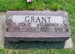 Lita June <i>Compton</i> Grant
