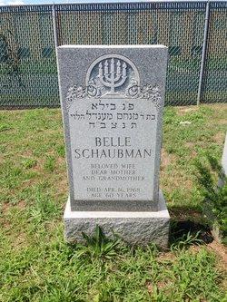 Bella <i>Smolanoff</i> Schaubman