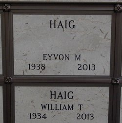 Eyvon Marie <i>Holyoke</i> Haig