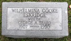 Wilhelmina Cook <i>Eskridge</i> Beard