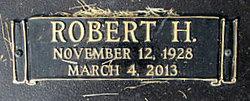 Lieut Robert Horace Hicks