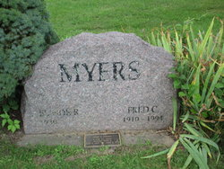 Fred C Myers