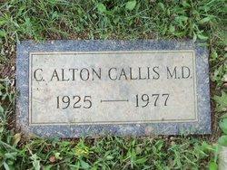 Dr Charles Alton Callis