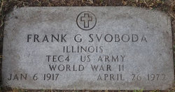 Frank G. Svoboda