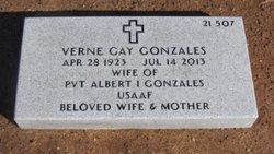 Vern Gay <i>Valverde</i> Gonzales