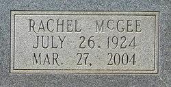 Rachel <i>McGee</i> Lloyd