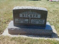 Henry Ricker