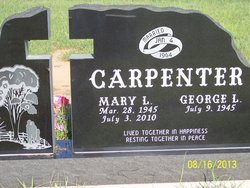Mary Lou <i>Lucas</i> Carpenter