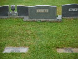 Kathryn Elizabeth Kitty <i>Holley</i> Butler