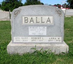 Anna M. <i>Kuhn</i> Balla