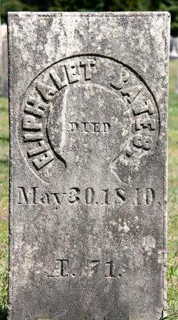 Eliphalet Bates