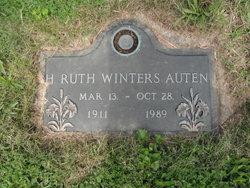 Helen Ruth <i>Jackman</i> Auten