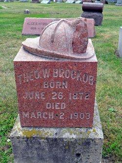 Theodore W Brockob