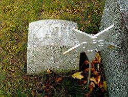 Katherine A. Kate <i>Hann</i> Beattie