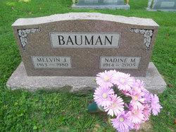 Melvin J. Bauman