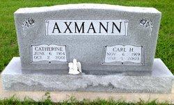 Catherine <i>Wiese</i> Axmann