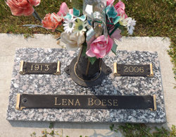 Lena <i>Borntrager</i> Boese
