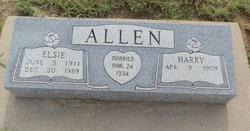 Elsie <i>Collins</i> Allen